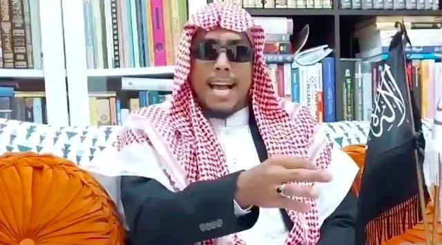 Maaher At-Thuwailibi semasa hidup.