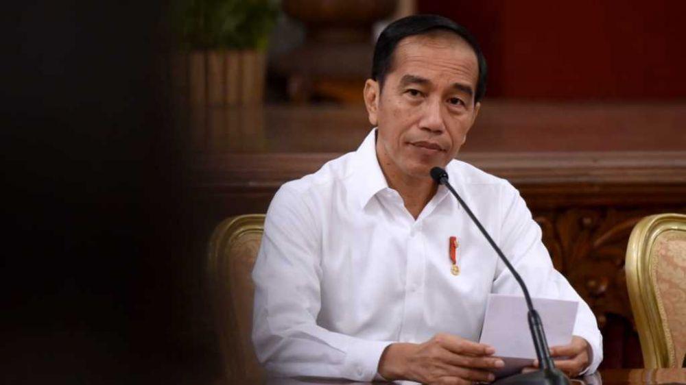 Presiden Jokowi Widodo.
