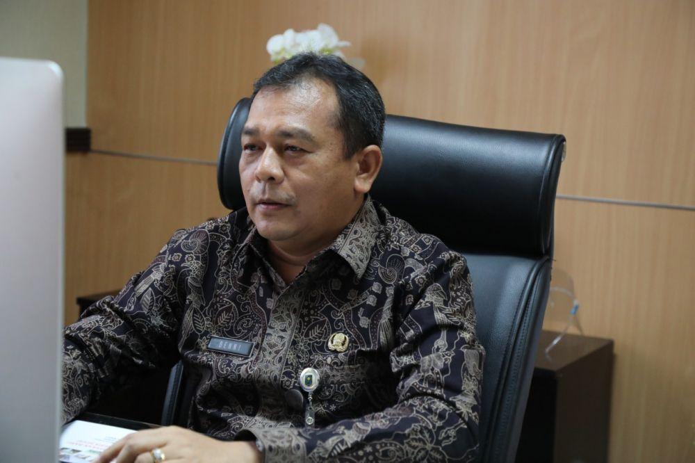 Kepala Pusat Penerangan (Kapuspen) Kemendagri Benni Irwan.