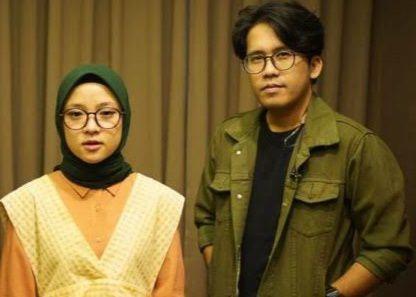 Nissa Sabyan dan Ayus.