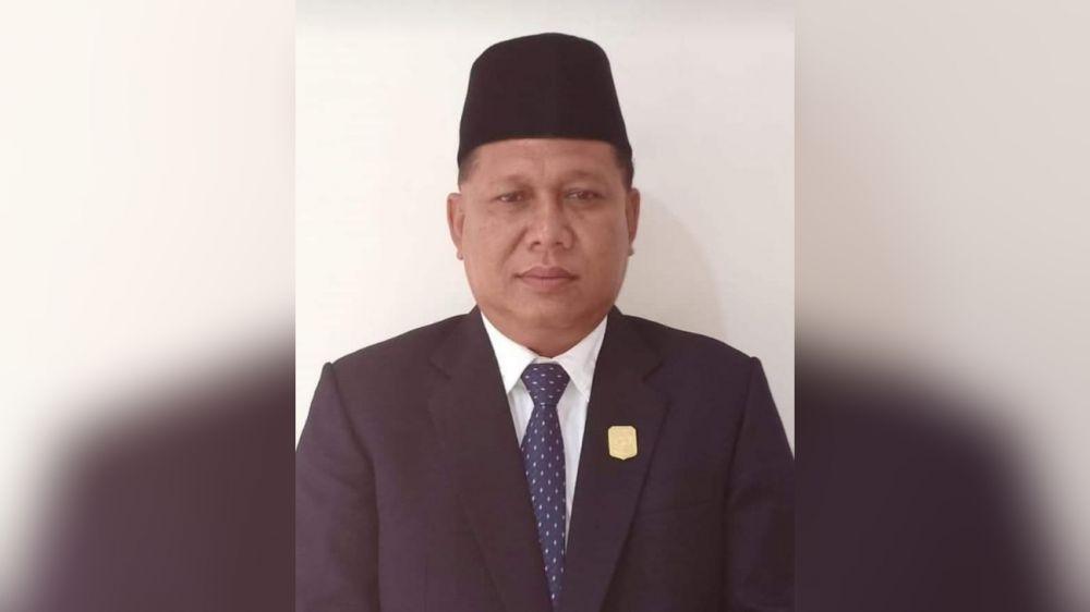Naswan Anggota DPRD Merangin dari Partai Gerindra asal Dapil II Tutup Usia