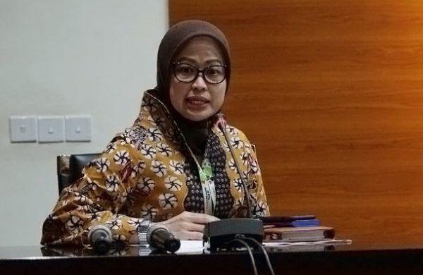 Pelaksana Tugas Juru Bicara bidang Pencegahan KPK Ipi Maryati Kuding.