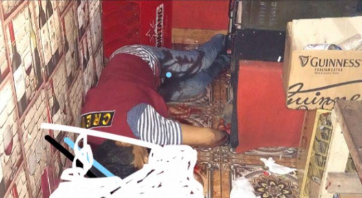 Korban penembakan di kafe Cengkareng