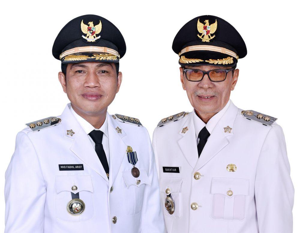 Muhammad Fadhil Arief dan Bakhtiar.