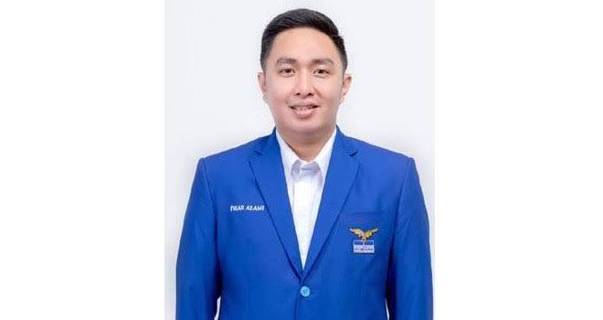 Ketua DPD Demokrat Kota Sungai Penuh, Fikar Azami.