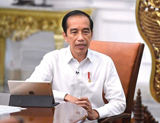 Presiden RI Joko Widodo.