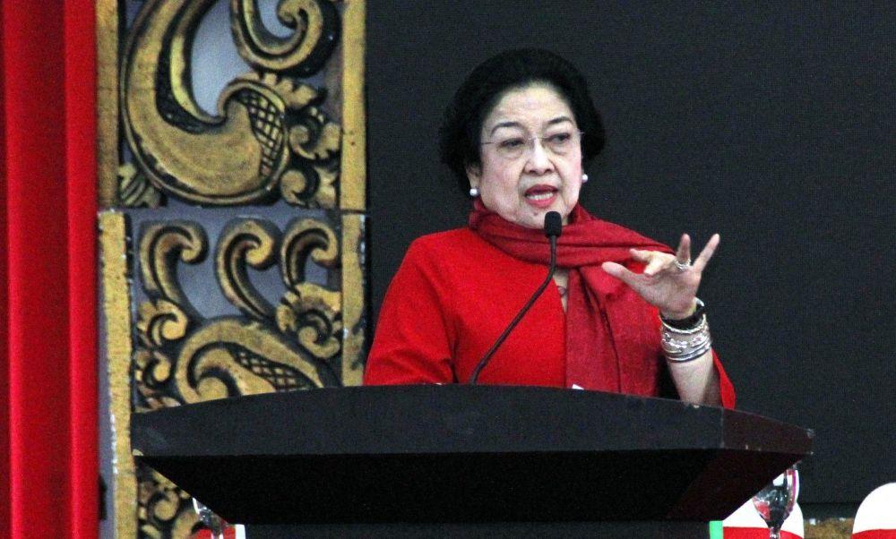 Ketua Umum PDI Perjuangan Megawti Soekarnoputri.