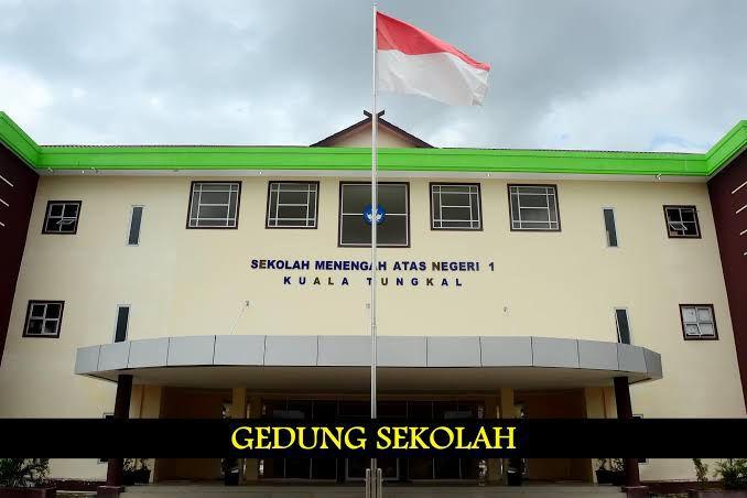 SMA N 1 Kuala Tungkal.