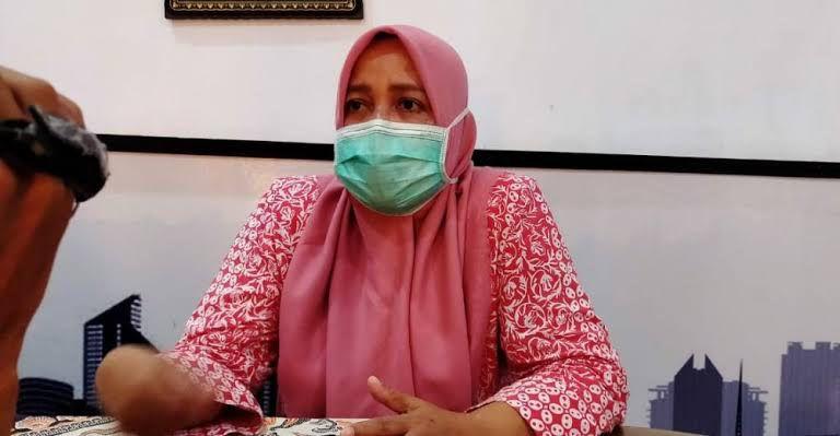 dr Elfie Yennie Juru Bicara Gugus Tugas Covid-19 Kabupaten Batanghari.