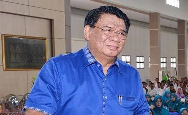 Ketua DPD Partai Demokrat Provinsi Jambi Burhanudin Mahir.
