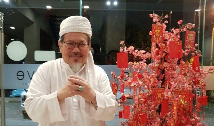 Mantan Wasekjen Majelis Ulama Indonesia (MUI) Tengku Zulkarnain.