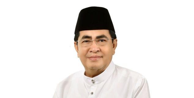 Walikota Sungai Penuh dua periode Asafri Jaya Bakri (AJB).