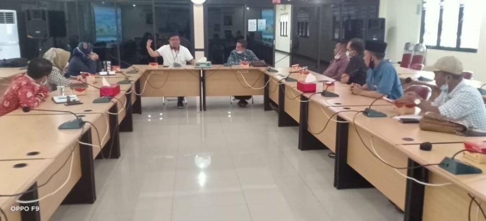 Komisi III DPRD Muarojambi Audiensi dengan PLN.