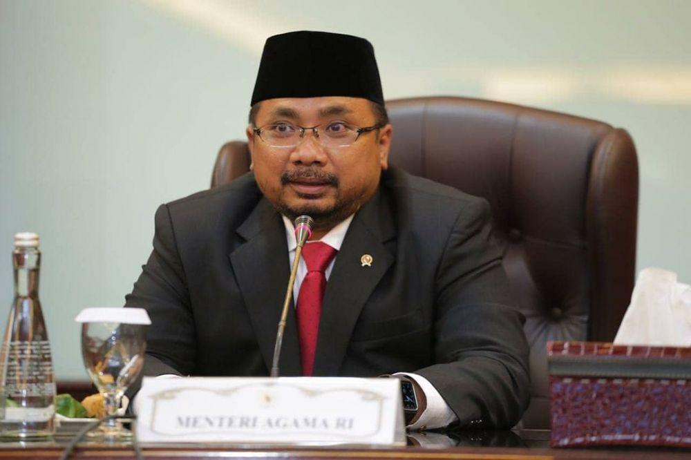 Menteri Agama Yaqut Cholil Qoumas.