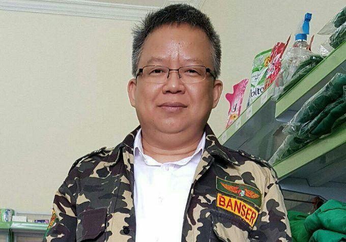 Ketua Pengurus Pusat (PP) GP Ansor Bidang Ekonomi, Sumantri Suwarno.