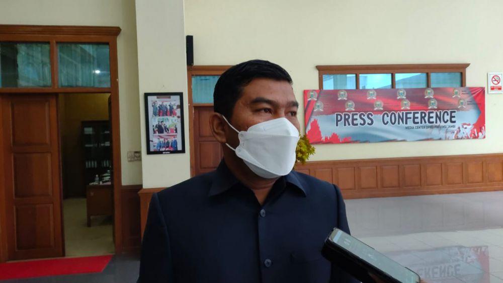 Wakil Ketua DPRD Provinsi Jambi Rocky Candra / Andri