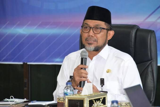 Sekretaris Daerah Provinsi Jambi Sudirman.
