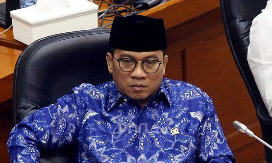 Ketua Komisi VIII DPR sekaligus Waketum PAN Yandri Susanto. Ilustrasi