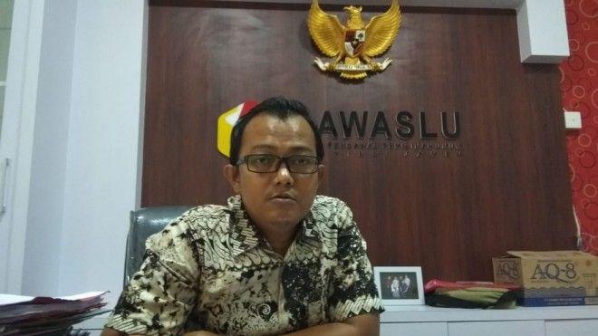 Anggota Bawaslu Provinsi Jambi Fachrul Rozi.