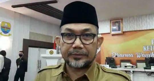 Sekretaris Daerah Provinsi Jambi, Sudirman.