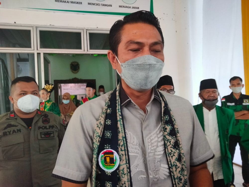 Ketua DPW PPP Provinsi Jambi Fadil Arief.