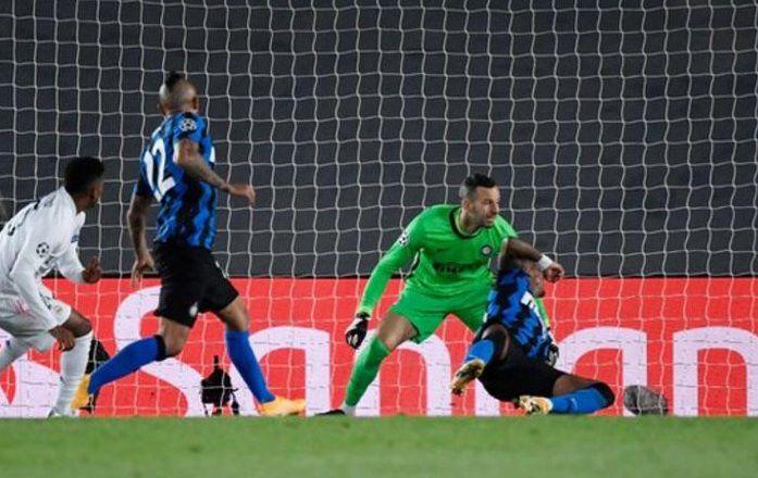 Real Madrid mengalahkan Inter Milan musim lalu/Getty Images