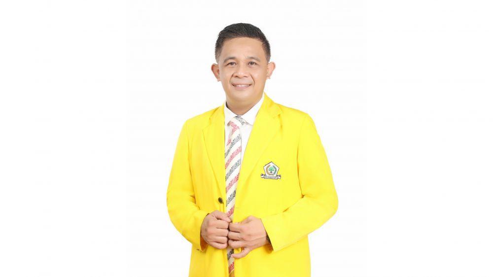 Ketua DPD II Golkar Kota Jambi, Budi Setiawan.